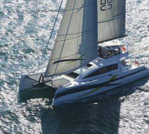 In pictures: NDS Evolution sailing catamaran from JFA Yachts