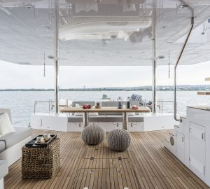10% off July Yacht Charter aboard Sunreef Sailing Cat CALMAO in Croatia