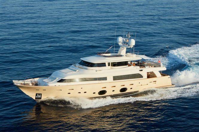 motor yacht DEVA