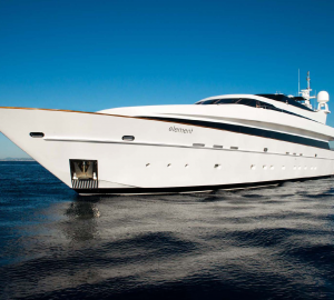 20% off West Med charters with 43m superyacht ELEMENT