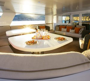 Special Offer: Charter M/Y MQ2 in September at reduced rate