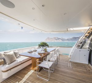 Van der Valk luxury yacht Nicostasia delivered