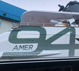 New AMER 94' TWIN superyacht launched by Permare
