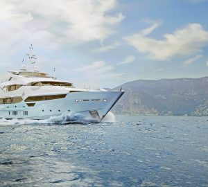 47m Luxury yacht Arados has a special rate for charter in Antibes