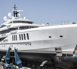 Benetti launches superyacht Spectre for repeat client John Staluppi