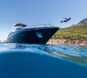 Motor yacht AQUARELLA Offering 10% discount on end of season charters