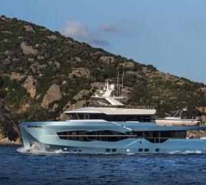 Numarine unveils second 32XP superyacht CALLIOPE