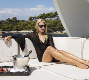 Special Offer: 5% Off Charters on M/Y Cappuccino in September