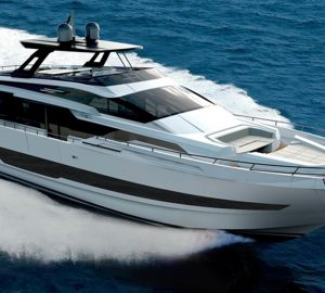 Cayman Yachts launches 26-metre flagship F920 motor yacht