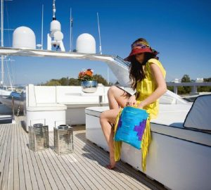 30m Yacht GIOE I available for Greece charters with 10% discount in September