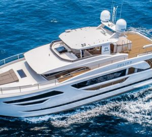 Sixth Horizon FD85 superyacht JULIND delivered