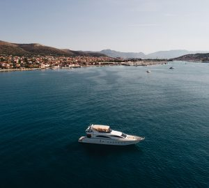 15% off Croatia yacht charter with 26m LADY LONA yacht