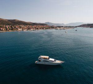 15% off Croatia yacht charter with 26m LADY LONA yacht