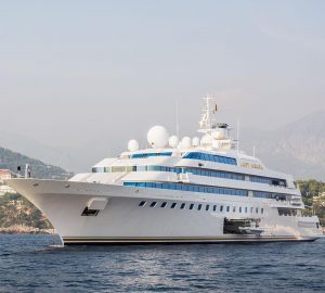 US$ 250 million Mega Yacht Lady Moura