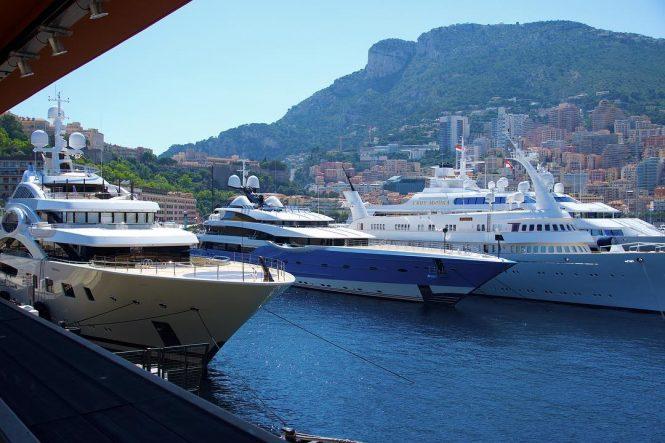 Us 250 Million Mega Yacht Lady Moura Yacht Charter Superyacht News