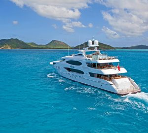 Special Discounted Rate for 50m superyacht IMPROMPTU in the Western Mediterranean