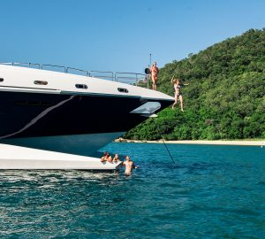 Christmas Holidays charter special aboard 35m SPIRIT in Australia