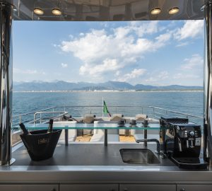 Charter M/Y Sands from Naples to Cannes at EXCEPTIONAL price