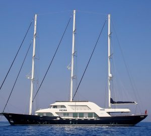 50m Sailing yacht MEIRA offers October special charter rate