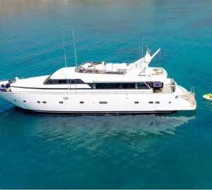 ALANDINI offering last minute yacht charter special in Greece
