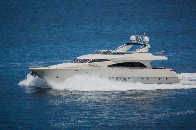 Motor yacht VELLMARI