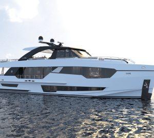 The Ocean Alexander 90 begins testing ahead of official launch