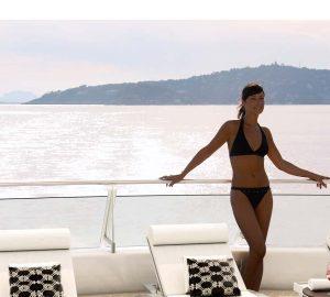 Adriatic Yacht Charter Special with 34m Superyacht QUARANTA