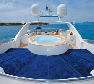 Charter Special: 36m M/Y SEABLUE'Z in the West Mediterranean