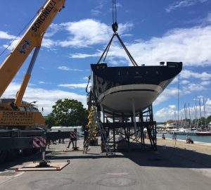 Advanced Yachts launches 80ft sailing yacht JIKAN