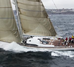 30m sailing yacht RAPTURE offering 10% discount on Balearics Charter Vacations