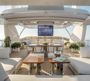 Reduced rate for charters aboard 42m yacht Soy Amor