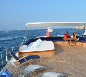 Charter Feadship Classic Motor Yacht SECRET LIFE with 10% Discount