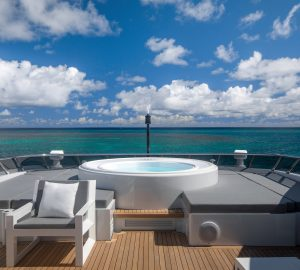 Enjoy 22% Off all charters in September aboard 44m G3