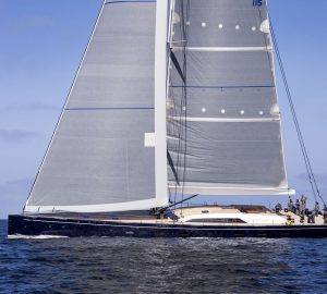 Nautor's Swan launches fourth 115' sailing yacht 'Odin'