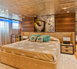 September Special Charter Rate on M/Y TESORO