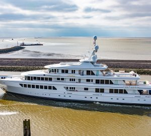 Refit completed for 72-metre Feadship superyacht Utopia