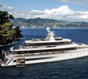 The New Yachts Company and naval architects Vripack celebrate launch of 50-metre luxury yacht Maharani