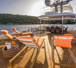 Great deals and remaining availability for summer luxury yacht charters