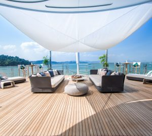 Book 69m M/Y Saluzi by mid-September to receive 15% off all winter charters