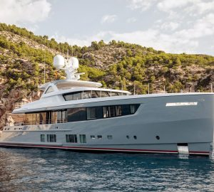 New Mulder Shipyard motor yacht CALYPSO to be delivered in 2019