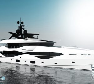 Sunseeker moves into larger metal superyachts in collaboration with Icon Yachts