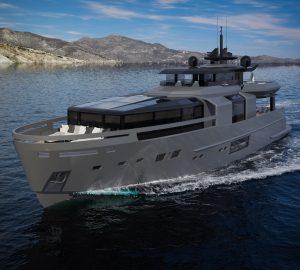 Arcadia Yachts constructing third Arcadia 105 superyacht