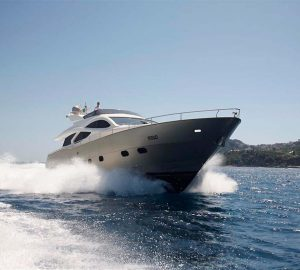 Charter 23m motor yacht BLUE ANGEL in Greece at special price