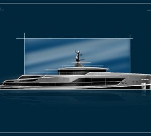Baglietto presents two new superyacht concepts at MYS 2018