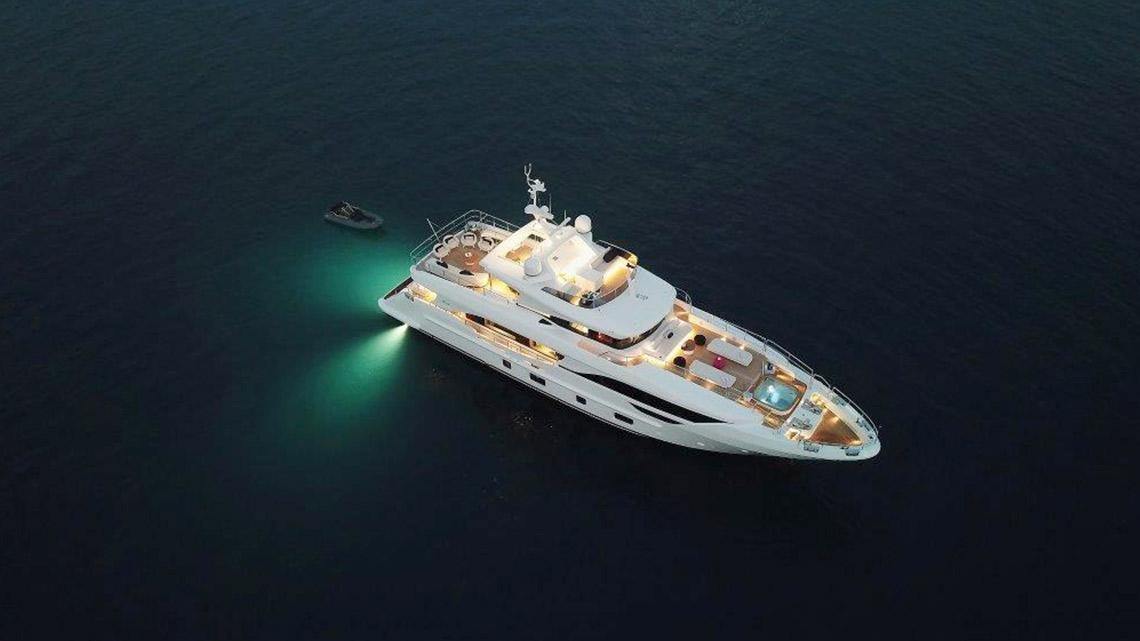 Benetti Motor Yacht URIAMIR - Photo credit Benetti Yachts