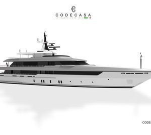 In Build: Superyacht Codecasa 55 Hull 78
