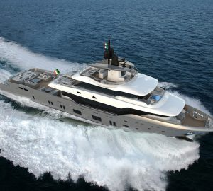 Construction update: Work continues on Canados Oceanic 140 motor yacht for 2020 delivery