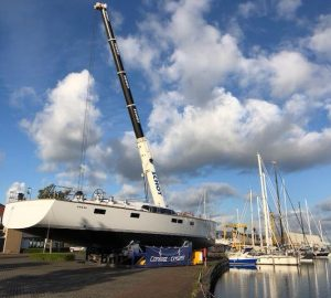 Contest Yachts launches 85CS sailing yacht