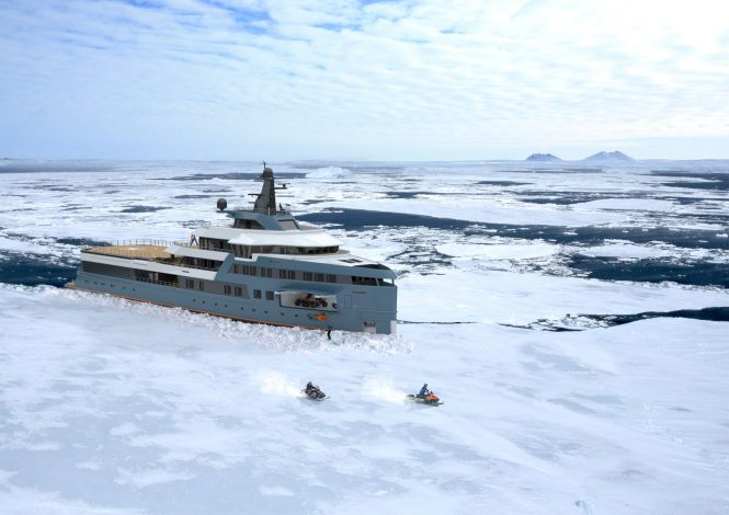DAMEN SeaXplorer 75 motor yacht