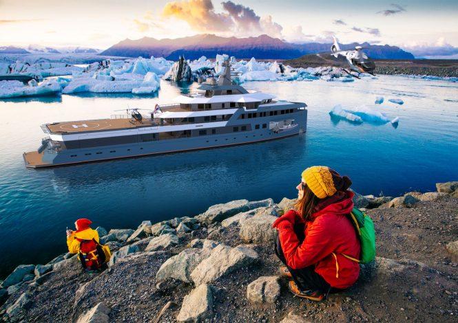 DAMEN SeaXplorer 75 yacht